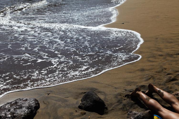 Playa, playa, playa...