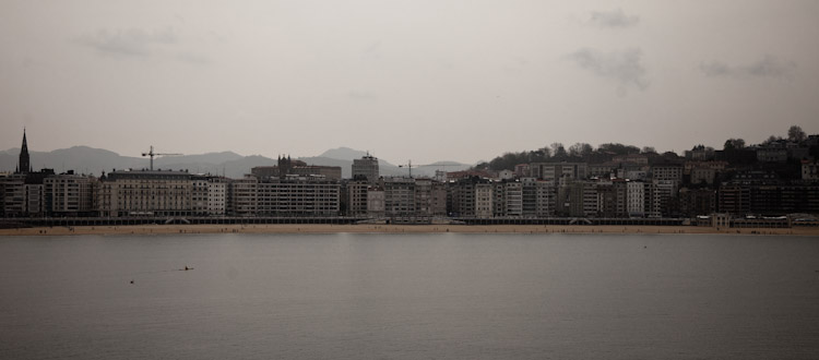 San Sebastian, Basque Country Spain.