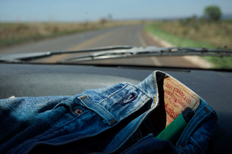 Road tripping, somewhere Brazil.